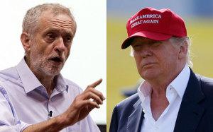 Corbyn & Trump